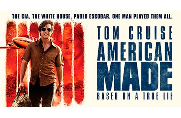 Sinopsis Film American Made
