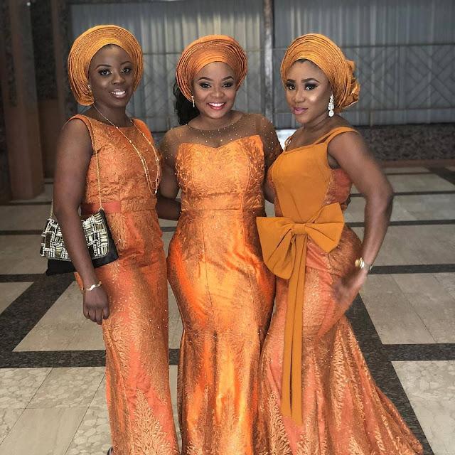 Most fabulous ankara aso ebi styles