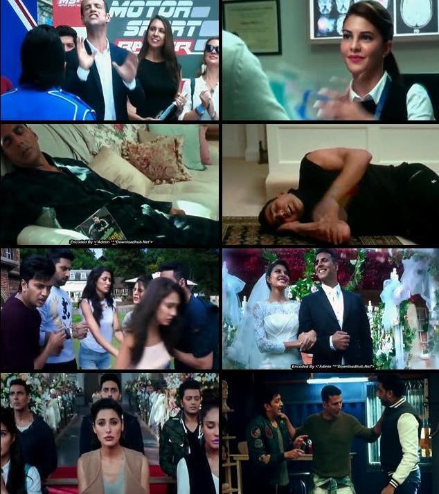 Housefull 3 2016 Hindi 720p DVDScr x264