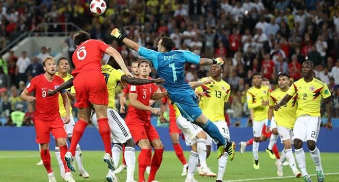 Kolombia vs Inggris - 16 Besar Piala Dunia 2018