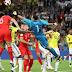 Statistik Hasil Pertandingan Kolombia vs Inggris - 16 Besar Piala Dunia 2018