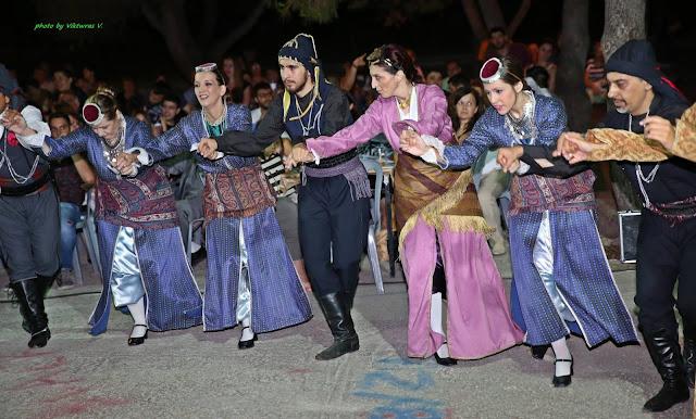 Έναρξη μαθημάτων χορών και λύρας για την Ένωση Ποντίων Περιστερίου