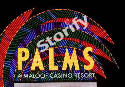 7 - Palms, Las Vegas