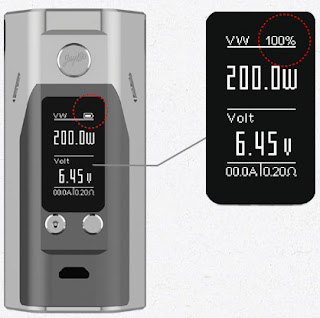 The large screen of Reuleaux RX200S