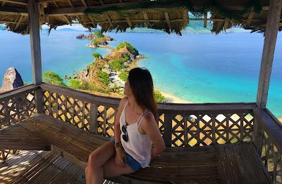 how to get to sambawan island