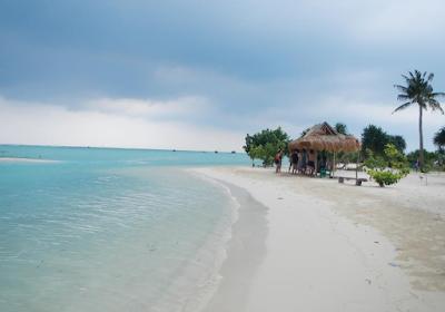 Tempat Pulau Pari