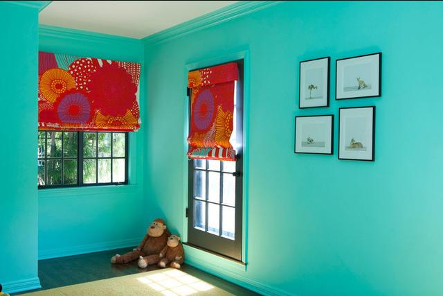 χρώματα και ιδέες για παιδικό δωμάτιο