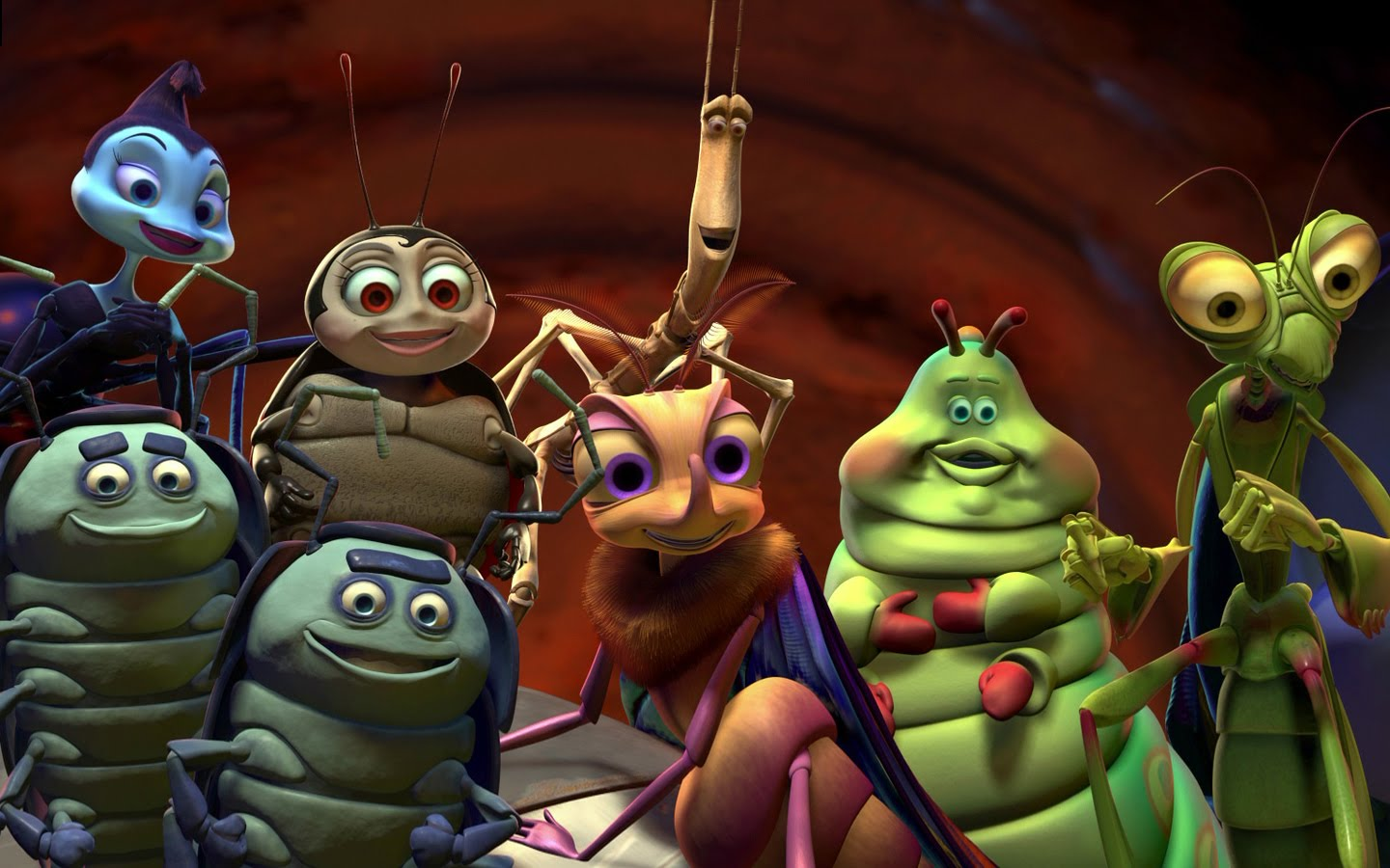 A Bug S Life Wallpapers