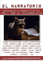 El Narratorio 10, Salomé Guadalupe Ingelmo, literatura hispanoamericana