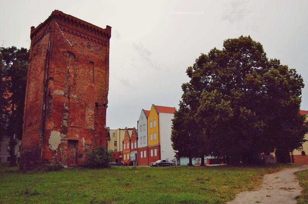 Braniewo, wieża