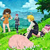 Review: The Seven Deadly Sins: Knights of Britannia (Sony PlayStation 4)