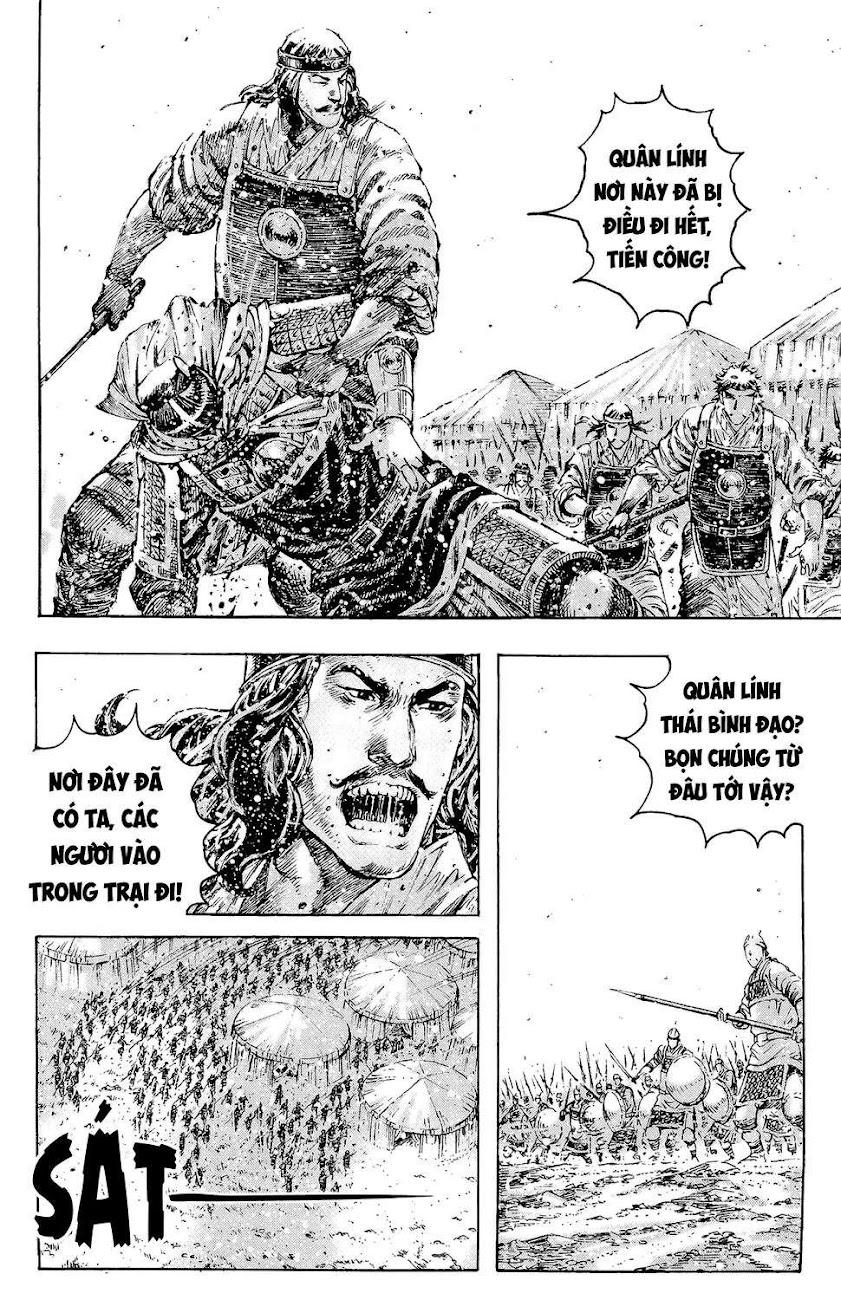 Hỏa phụng liêu nguyên Chương 343: Lấy một cản trăm [Remake] trang 8