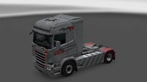 Stil Dog Skin for Scania RJL