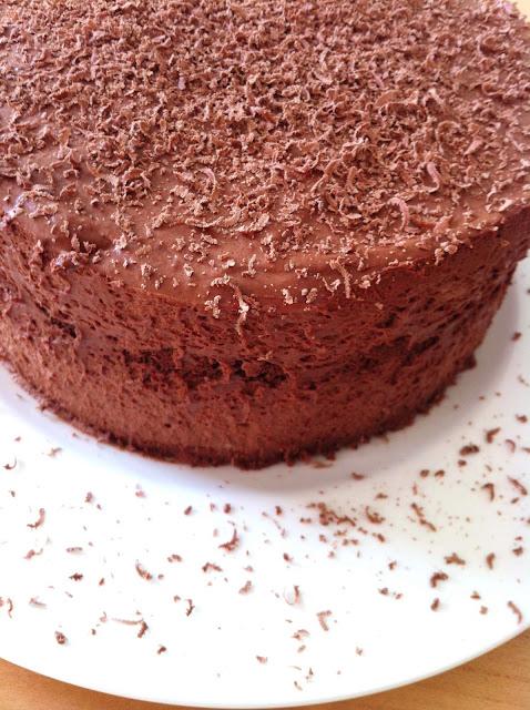 cuisiner bien mousse au chocolat torte. Black Bedroom Furniture Sets. Home Design Ideas