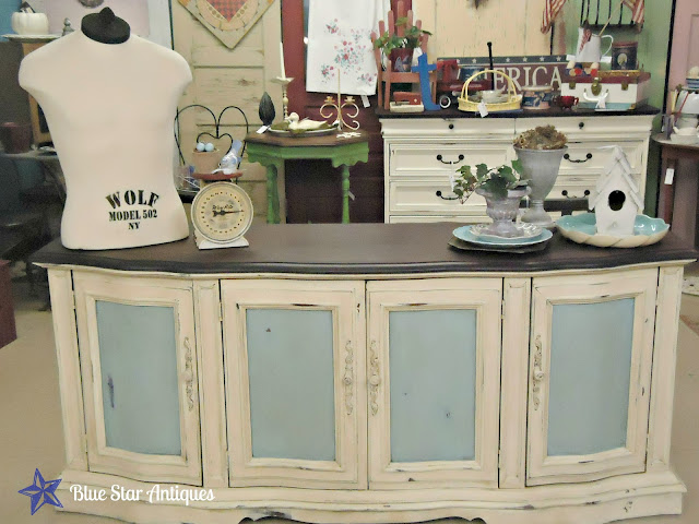 Blue Star Antiques What S In The Shop