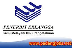 Lowongan Kerja Padang November 2017: PT. Penerbit Erlangga
