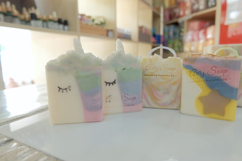 Pastel Unicorn Soap Making Workshop (Cold Process) @ Artiz