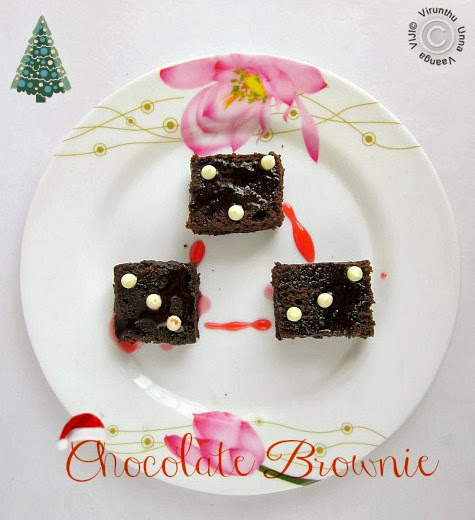 Chocolate-brownie