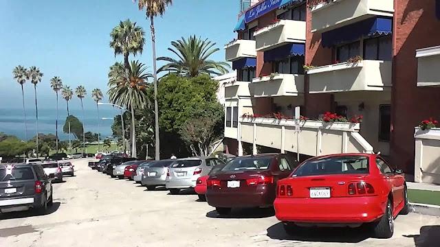 Dirigir em La Jolla