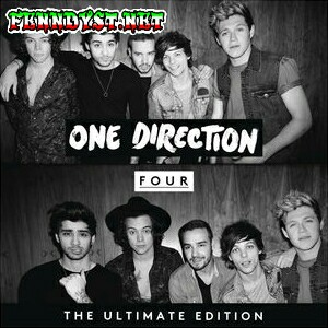 One Direction - FOUR (The Ultimate Edition) 2014 Album cover