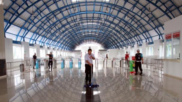 Mengintip Modernisasi 5 Stasiun Kereta Api Di Indonesia