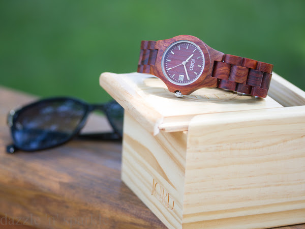 JORD Wood Watch - ELY (Review)