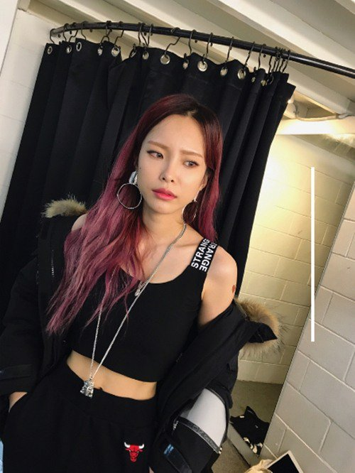 heize is already shooting for winter pictorials heizer