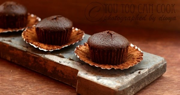 Eggless Cup Cake In Pressure Cooker