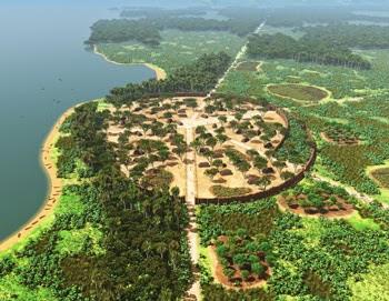 CIDADE PERDIDA NA AMAZÔNIA.