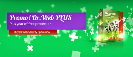 Dr.Web Security Space coupon