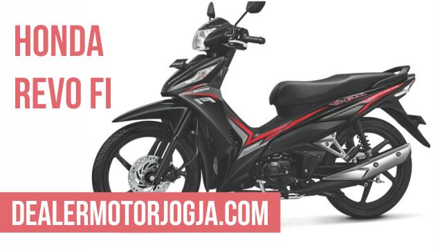 Spesifikasi dan Harga Motor Honda Revo FI Terbaru 2016 Jogja