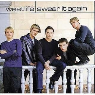 Westlife Lyrics - Swear It Again
