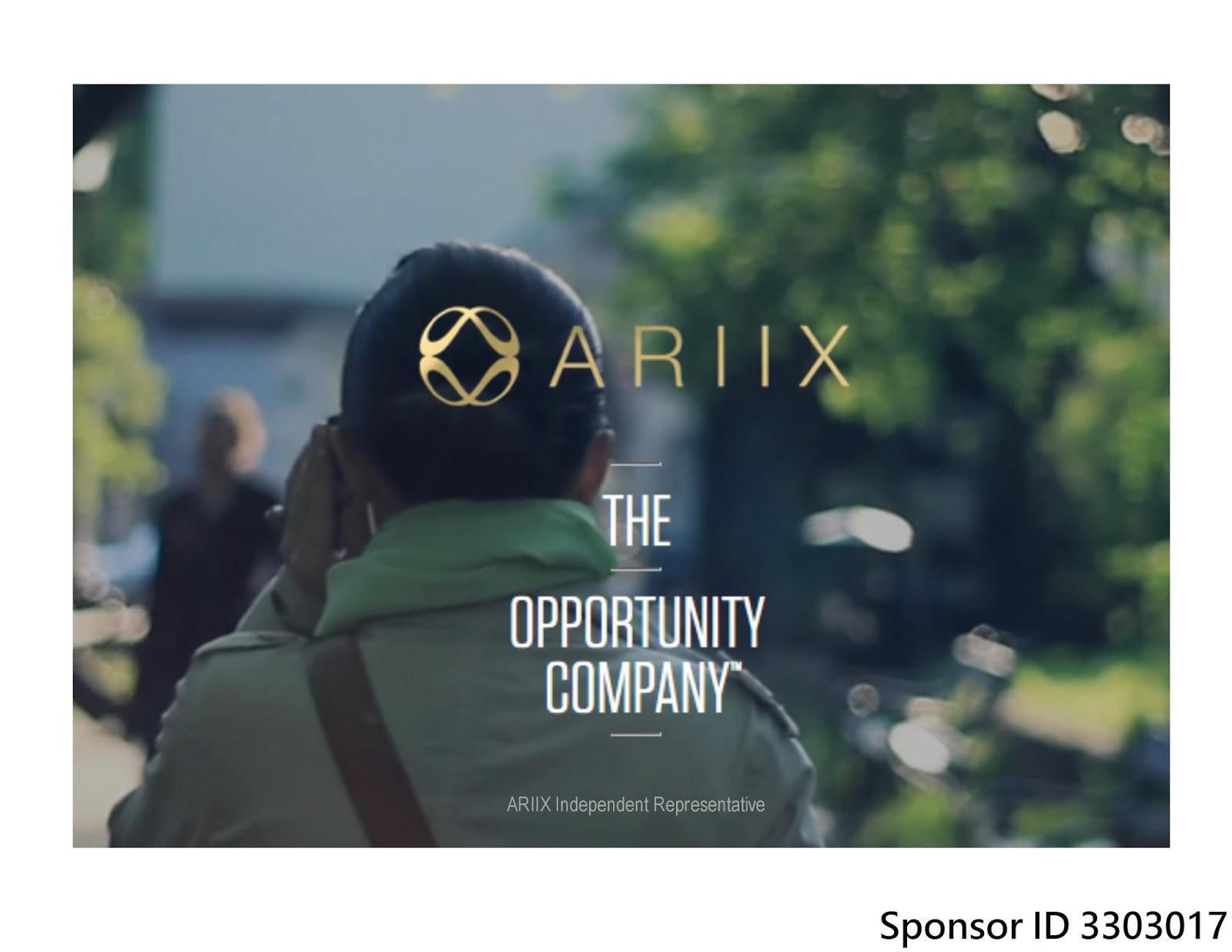 Ariix Presentation