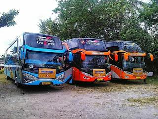 Jet Bus SHD Jogja