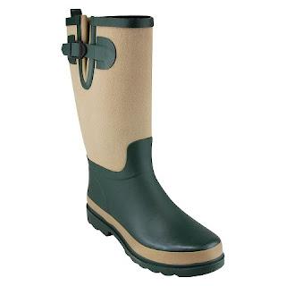 Smith & Hawken rain boots