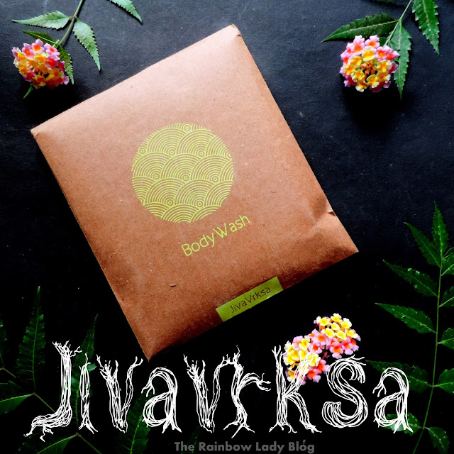 Jivavrksa Herbal Body Wash Review