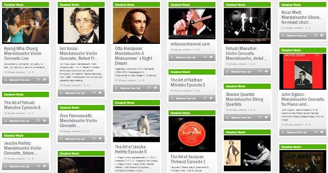 The Best of Mendelssohn on StumbleUpon