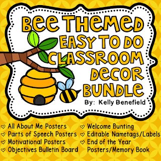 https://www.teacherspayteachers.com/Product/Bee-Themed-Easy-to-Do-Classroom-Decor-Bundle-2594681