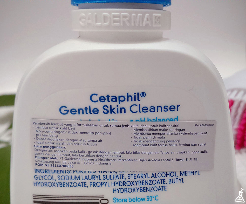 Skincare Review : Cetaphil Gentle Skin Cleanser. Moisturises as it cleanses!