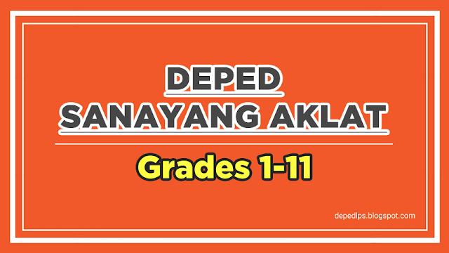 DOWNLOAD: Deped Sanayang Aklat Grades 1-11