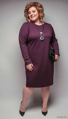 Vestidos Elegantes Cortos para Gorditas