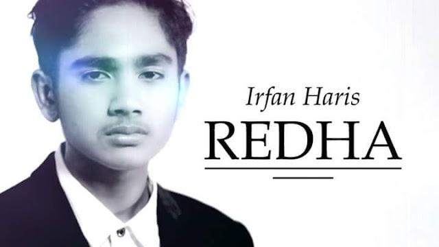 Biodata Irfan Haris Penyanyi Lagu Redha