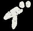 カタカナのペンキ文字「イ゛」