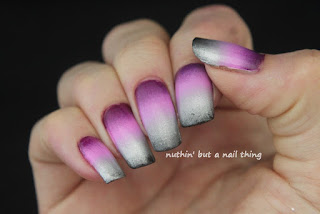 gradient nail art ideas