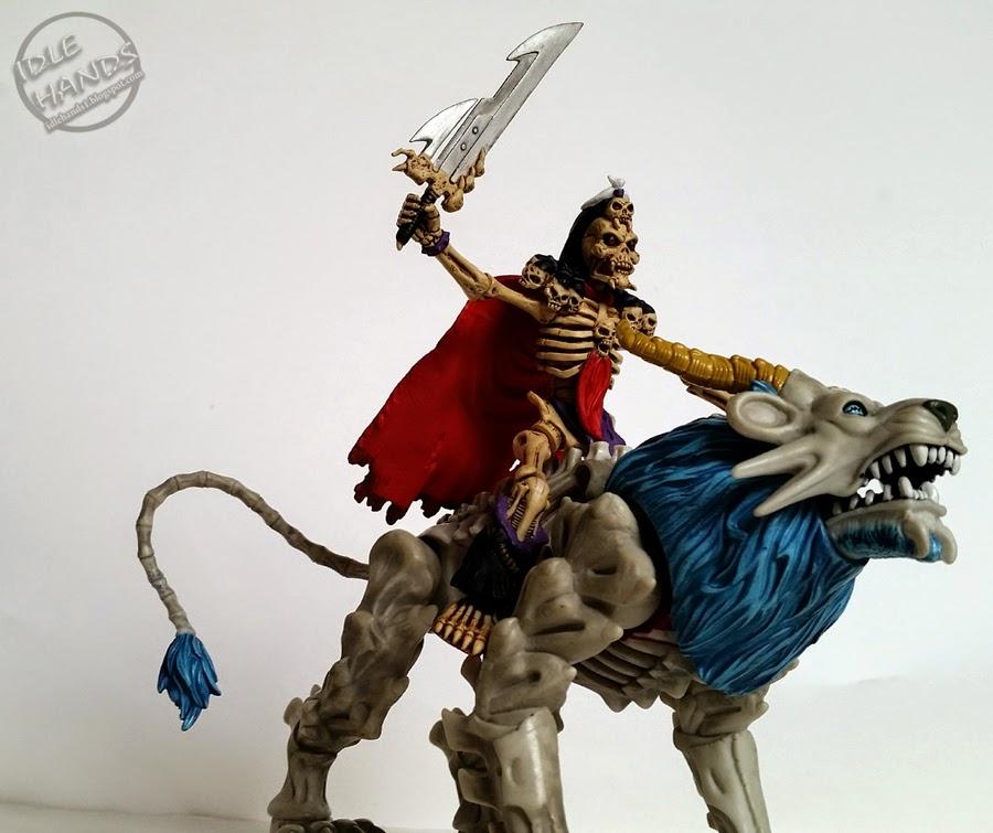 Skeleton Warriors Toys 92