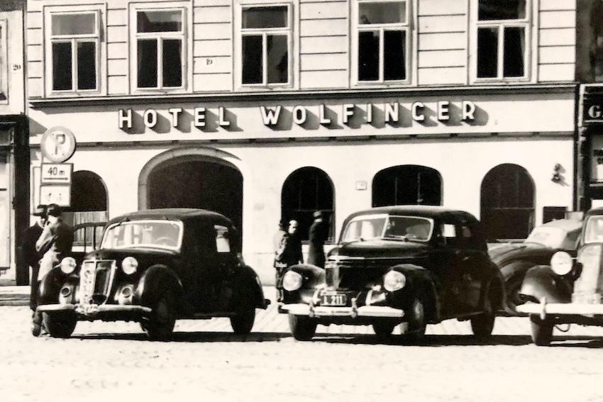 Hotel Wolfinger Nordico