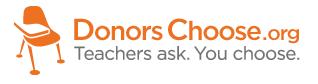 http://www.donorschoose.org