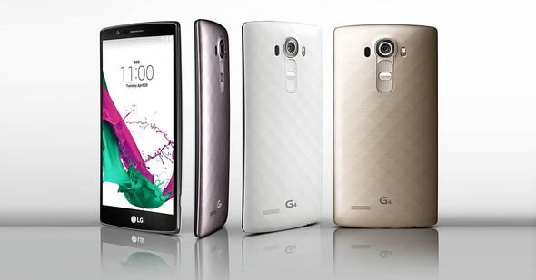 New details of the removable battery and hard buttons of LG G4 Note