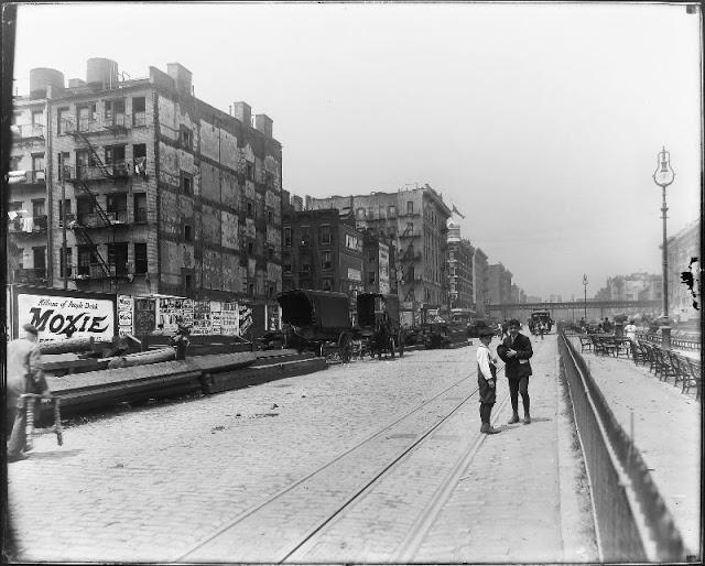 Fotografías antiguas de Nueva York siglo XIX - siglo XX