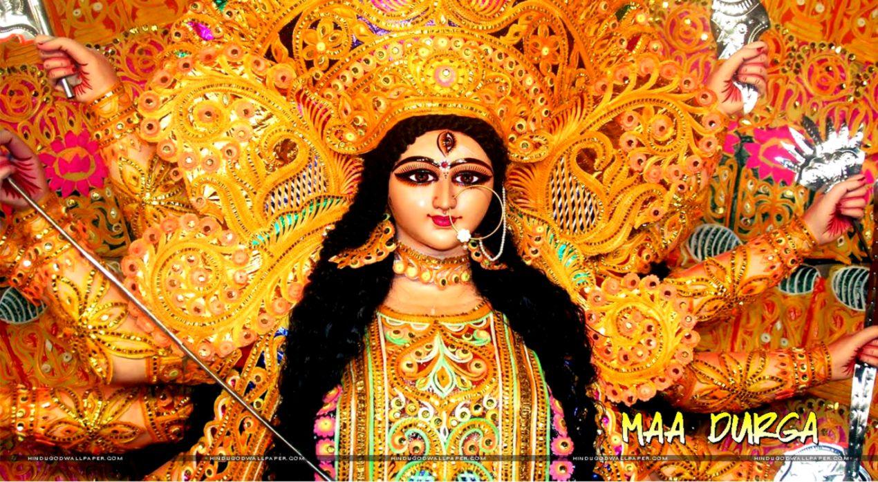 Maa Durga Hd Wallpaper Desktop Download